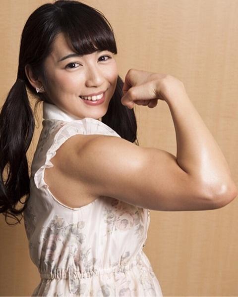 筋肉アイドル才木玲佳ちゃんが可愛すぎると話題!画像19枚