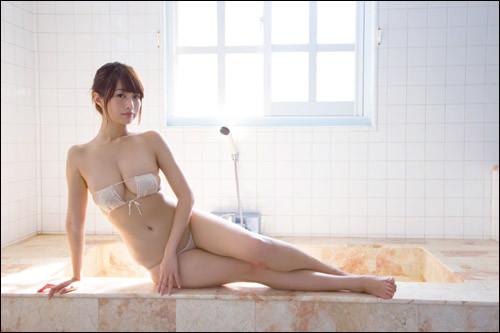 類まれなるマショマロおっぱいグラドル古川真奈美ちゃんがセクシーだと話題に!動画あり