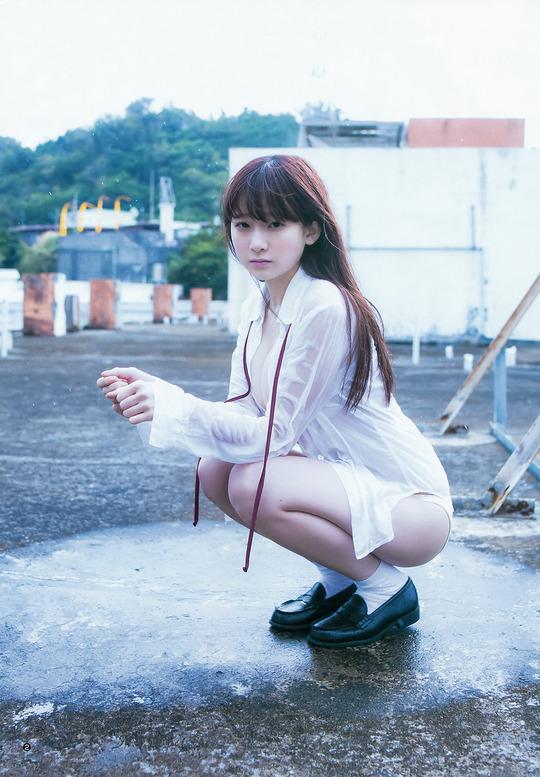 LADYBABYメンバー金子理江ちゃん(18)のおっぱいが大きくてフワフワで柔らかそうだと話題!水着画像47枚 動画あり