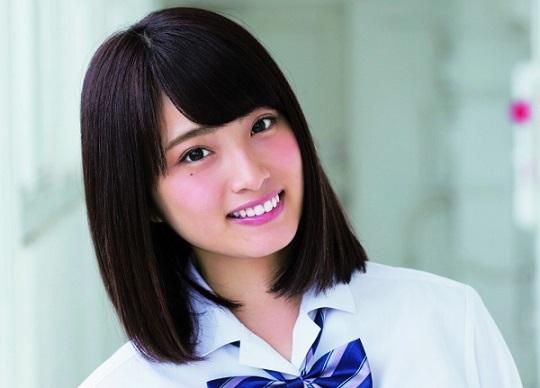 日本一かわいい女子高生の永井理子ちゃんの制服姿が清楚すぎて可愛い!これは処女としか思えない!