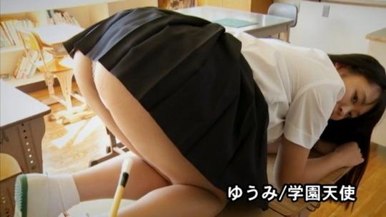伝説のグラドルゆうみちゃんの最新イメージビデオが史上最高にエロいと話題に!