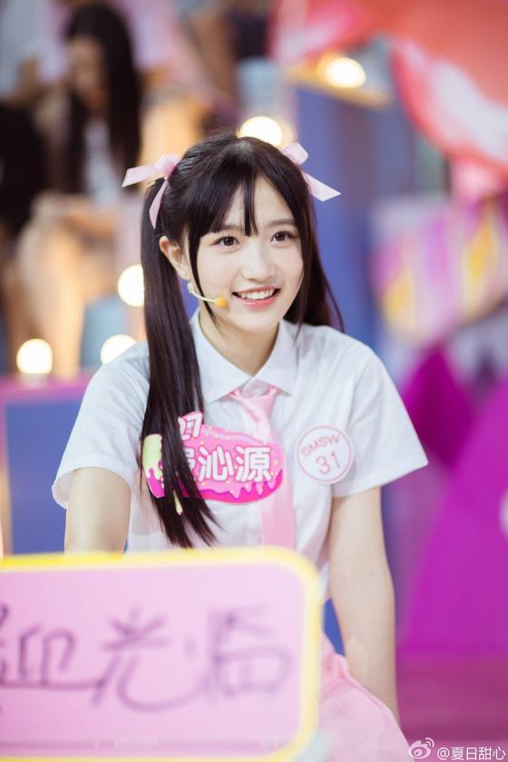 SNH48の費沁源ちゃん(16)がマジで可愛すぎる!我々好みすぎると話題に!