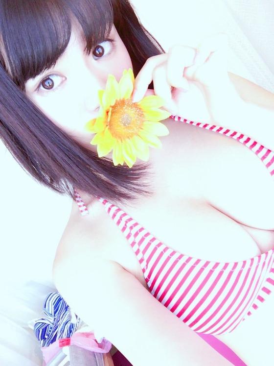 ショートカット姿の星名美津紀ちゃんのHカップ水着姿がエッチすぎると話題!