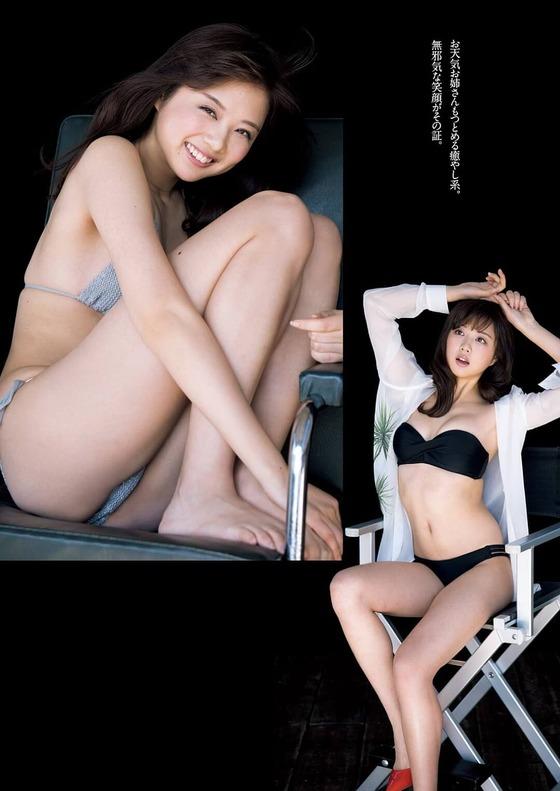 9頭身美女・熊江琉唯ちゃんの身長173cm水着グラビアがセクシーで可愛すぎると話題に