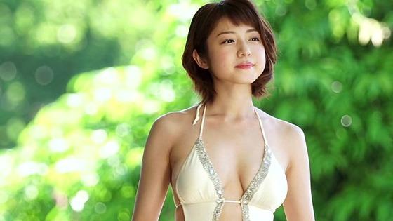 柔らかFカップ中村静香ちゃん(29)の最新IVがマジで可愛すぎると話題に!