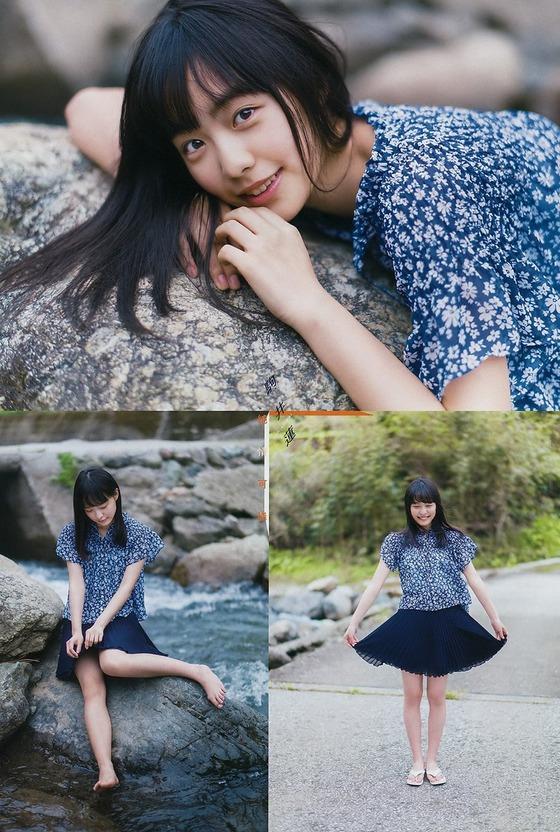 むせ返る程の処女臭を放つ新人女優・駒井蓮ちゃん(16)がマジで可愛すぎると話題に!