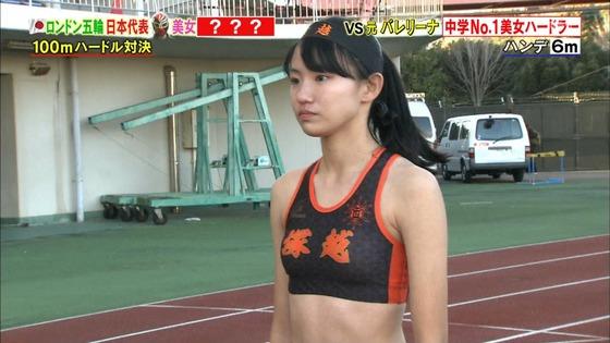 美少女ハードラー頼安乃々香ちゃん(14)が可愛すぎると話題!膨らみかけおっぱいがエロい!