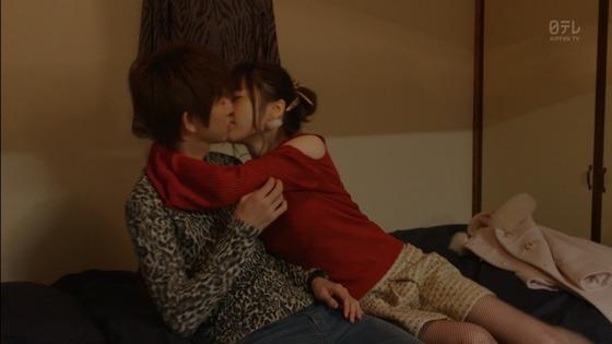 島崎遥香ちゃんがドラマで濃厚キスシーン(唾液を交換する行為)を演じ絶賛の声