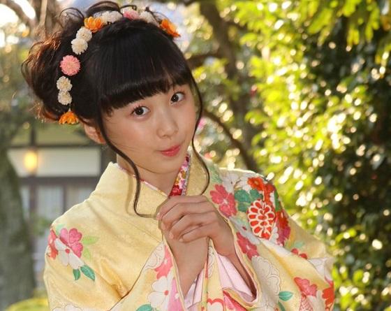 本田望結ちゃんの晴れ着姿が可愛すぎる!普通にエッチしたいと話題に!