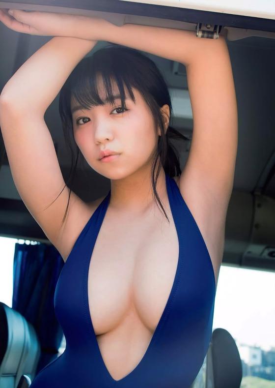 大原優乃ちゃんがGカップおっぱいをプルンプルン揺らす動画がエロすぎると話題に!
